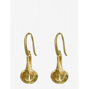 Syster P Tied Earrings Gold - Ohrhänger GOLD Damen S94RT1FP